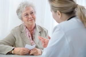 Senior Woman - Cognitive Disorders